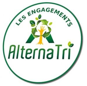 Les engagements Alternatri sur le recyclage en Mayenne